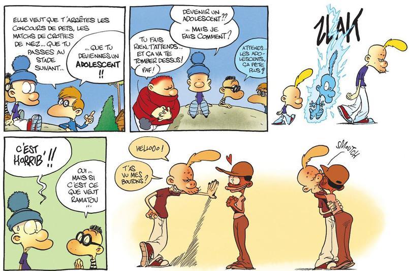 Cours de bande dessinée à Lausanne